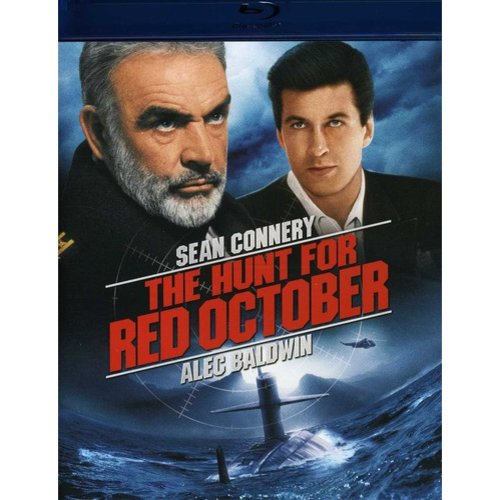 The Hunt For Red October (Blu-ray) (Widescreen)