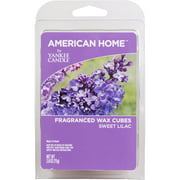 American Home by Yankee Candle Sweet Lilac, 2.6 oz Fragranced Wax Cubes