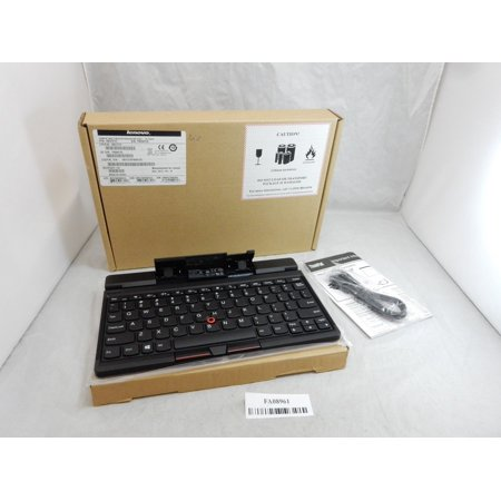 Lenovo ThinkPad Tablet 2 Bluetooth Keyboard with Stand - US English 0B47270