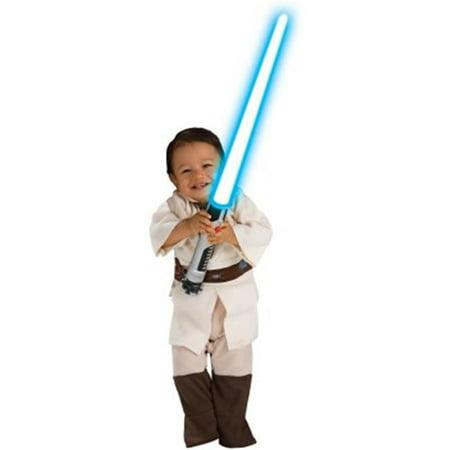 Young Obi Wan Kenobi Costume (Rubies Costumes  Star Wars Obi-Wan Kenobi Toddler Costume Size: 1-2)