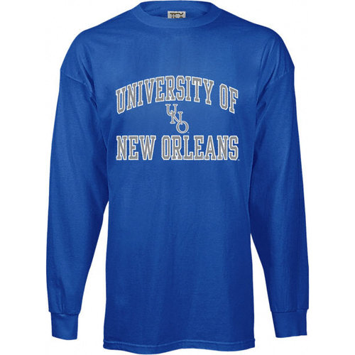 NCAA - New Orleans Privateers Perennial Long Sleeve T-Shirt
