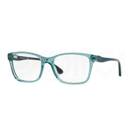 Authentic Vogue Eyeglasses VO2907 2256 Petroleum Green Frames 52MM (Vogue Green)