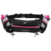 Fitletic  iFitness 12 oz. Hydration Belt (SM, Pink)