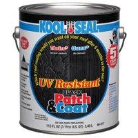 Kool Seal UV Resistant Black Patch & Coat 1-Gal