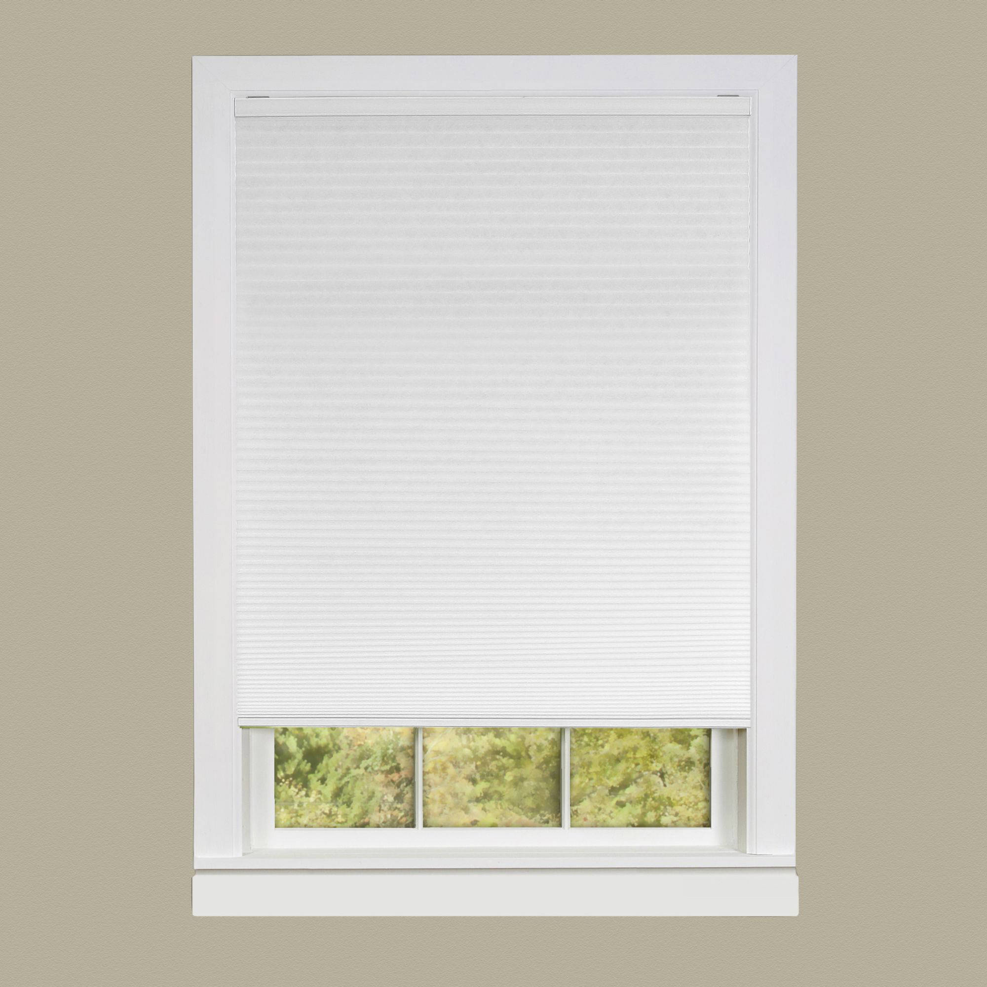 Cheap roman shades clearance - Cordless Honeycomb Cellular Window Shade Available In Multiple Colors And Sizes