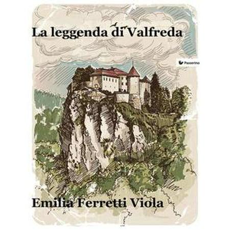 La leggenda di Valfreda - eBook