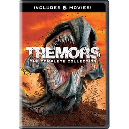 Complete Cabaret Collection - Tremors: The Complete Collection (DVD)