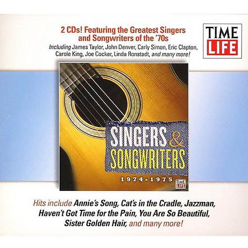 Singers & Songwriters (2CD)