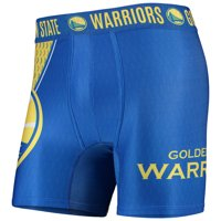 Golden State Warriors Concepts Sport Adorn Boxer Briefs - Royal