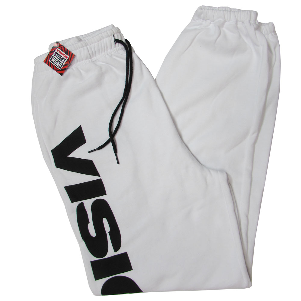 Vision Street Wear Unisex Fleece Sweatpants Athletic Wear