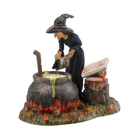 Department 56 Halloween Village  Fire Burn & Cauldron Bubble 4030764