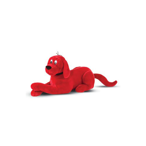 Clifford 30� Lying Down Plush by Douglas Cuddle Toys