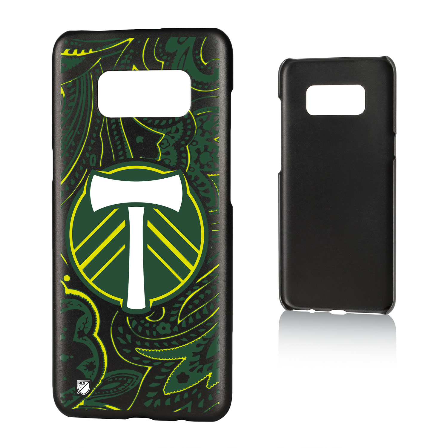 Portland Timbers RCTID Paisley Slim Case for Galaxy S8