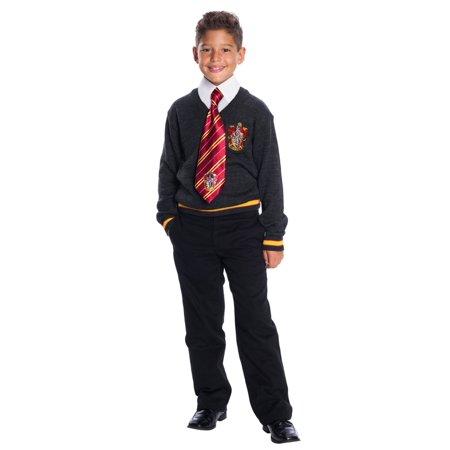 Child Deluxe Gryffindor Student Costume - image 1 de 3