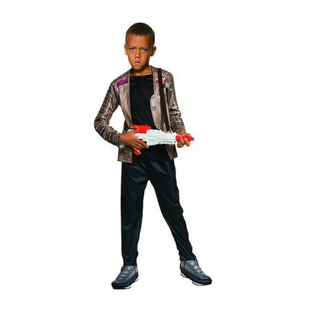 Halloween Costume For Best Friends (Star Wars Episode VII Deluxe Finn Child Halloween)
