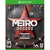 Metro Exodus - Aurora Limited Edition, Deep Silver, Xbox One, 816819014752