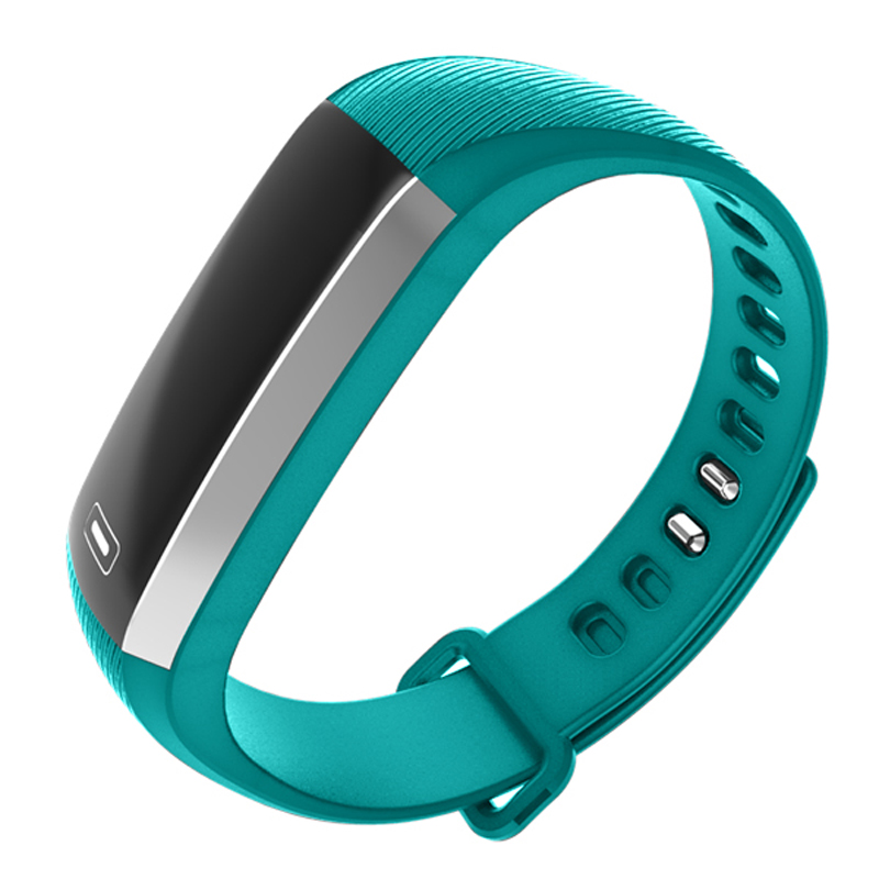 TechComm M2 Fitness Tracker with Heart Rate & Blood Pressure Monitor by TechComm