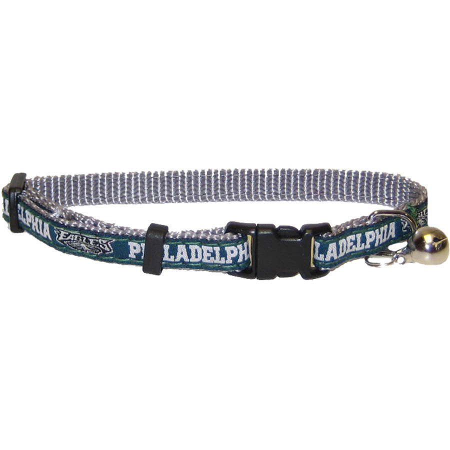 Pets First NFL Philadelphia Eagles Cat Collar