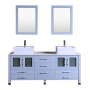 Kokols Duma 72'' Bathroom Vanity with Mirror