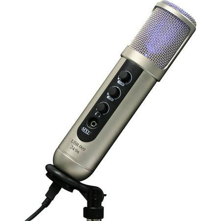 Marshall Electronics Mxl Usb - MXL USB.009 24/96 Digital USB Condenser Microphone Level 2  888365911786