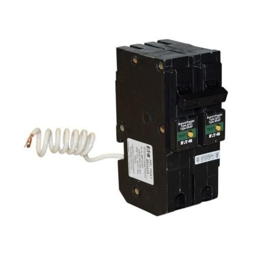 Eaton BRL215CAF Plug-In Mount Type BR Combination Arc Fault Circuit Breaker 2-Pole 15 Amp... by Eaton Cutler Hammer
