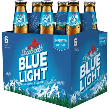 Labatt Blue Light Canadian Pilsener ba47db31f255
