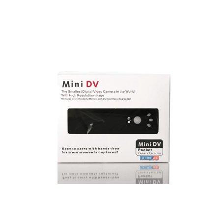 Plug & Play Micro SURVEILLANCE DVR Video Audio Camera w/ MicroSD