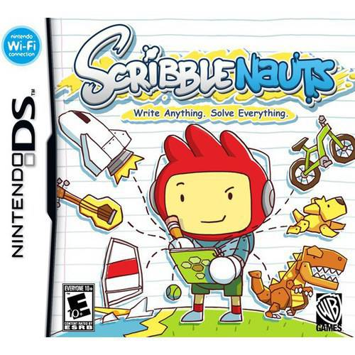 Scribblenauts (DS) - Pre-Owned