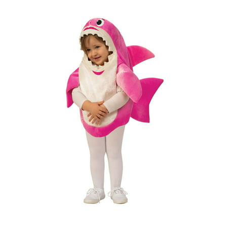 Cute Mommy And Baby Halloween Costumes (Baby Shark - Mommy Shark Kids)