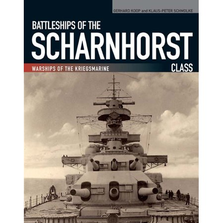 - Battleships of the Scharnhorst Class - eBook