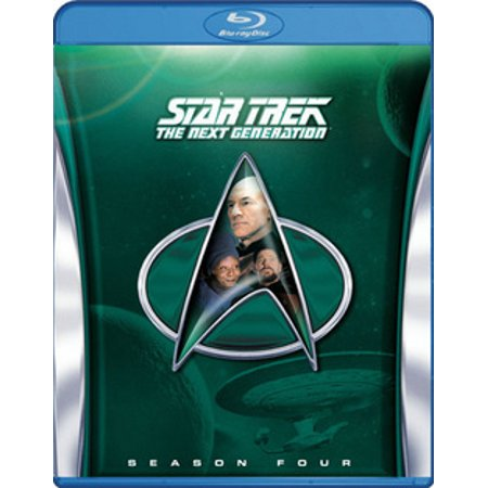 Star Trek The Next Generation: Season Four (Blu-ray) - Star Trek Next Generation Uniform Colors