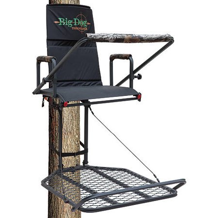 Big Dog Treestands Retriever Hang On Stand, 24 x 32.5-Inch/28-Pounds thumbnail