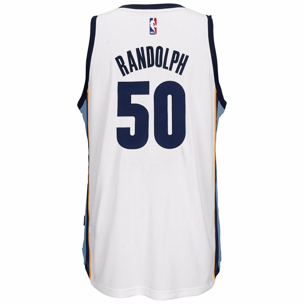 Zach Randolph Memphis Grizzlies NBA Adidas White Official Climacool Home Swingman Jersey For Men