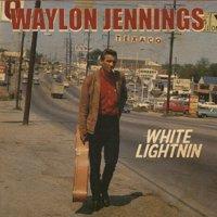 Waylon Jennings - White Lightnin - Vinyl