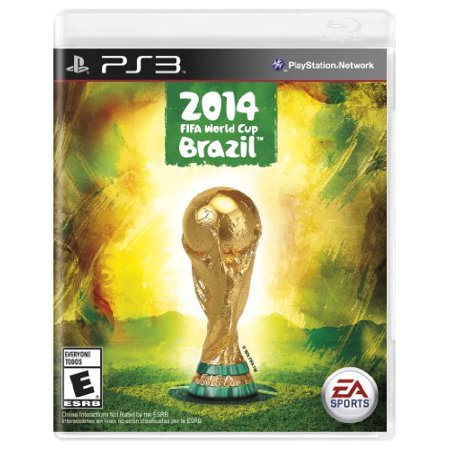 ea sports 2014 fifa world cup brazil - playstation