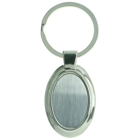 Mi Amore Engravable Split-Ring-Keychain - Engravable Keychains