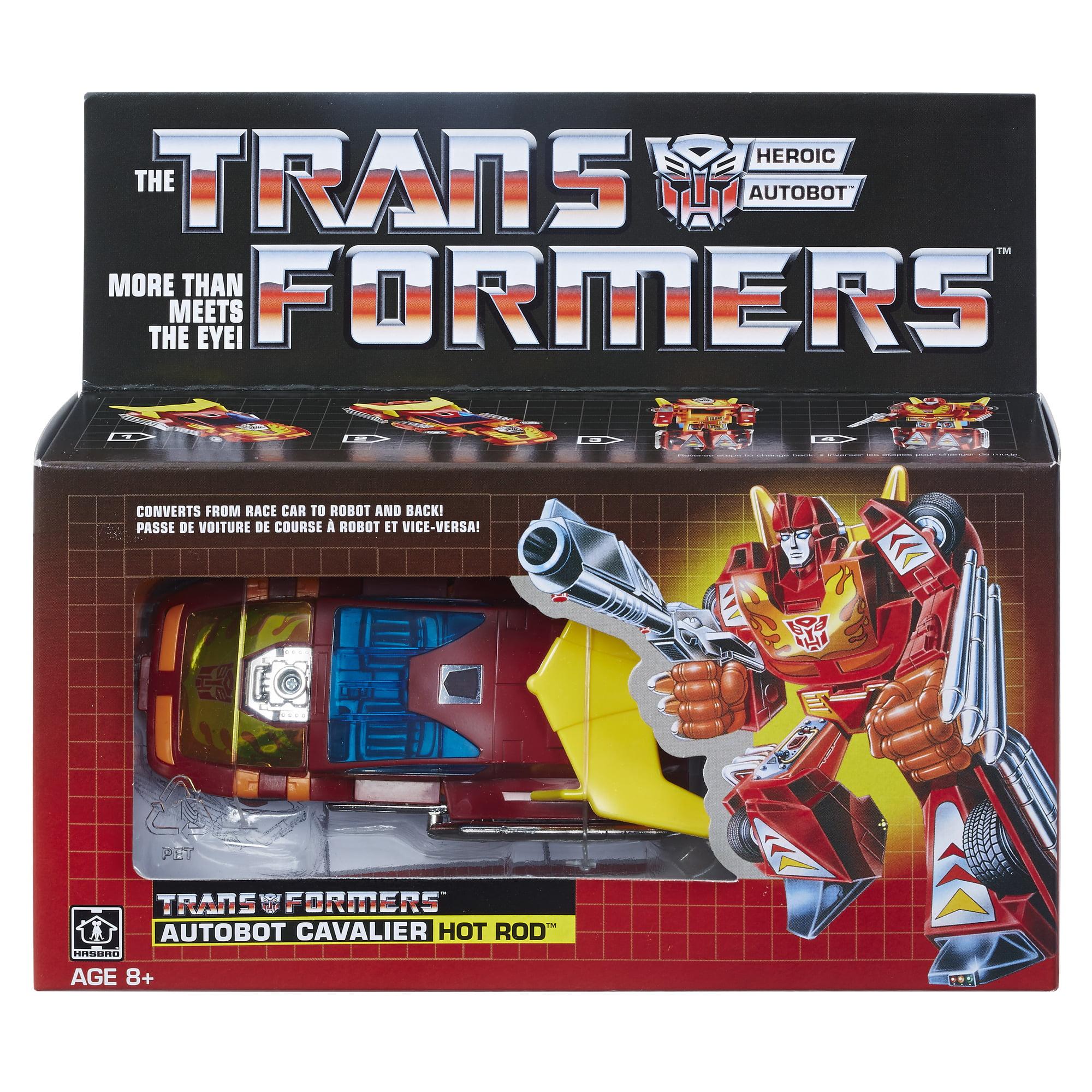Transformers Vintage G1 Autobot Hot Rod Walmart Com Walmart Com