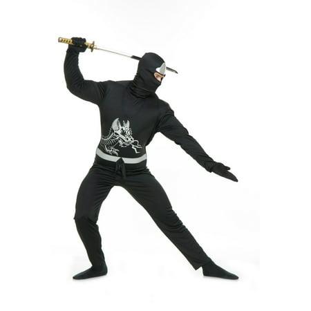420 Halloween Costumes (Halloween Ninja Avenger Series II Adult Costume -)