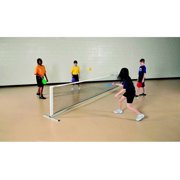Sportime Deluxe QwikNet Portable Tennis and Badminton Net System