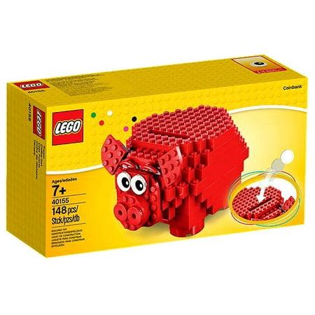 LEGO Piggy Coin Bank Set LEGO 40155