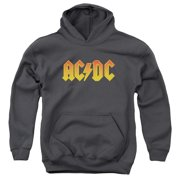 ACDC Logo Big Boys Pullover Hoodie