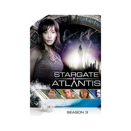 Stargate Atlantis: The Complete Third Season (DVD)](The Office Halloween Season 3)