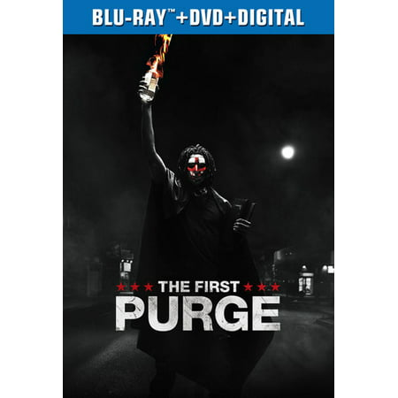 The Purge Movie Masks For Sale (The First Purge (Blu-ray + DVD +)