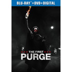 The First Purge Blu Ray DVD Digital