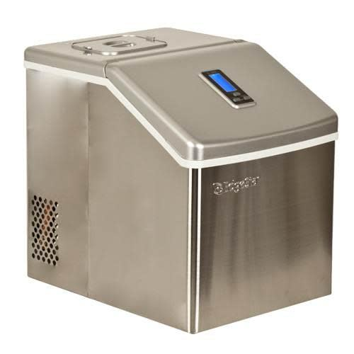"EdgeStar IP211 11"" Wide 2.2 Lbs. Capacity Portable Ice Maker with 20 Lbs. Daily Ice Production"