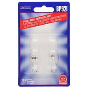 Fed Mogul/ Champ/ Wagner/ Anco #BP921 2PK 18W Mini Bulb