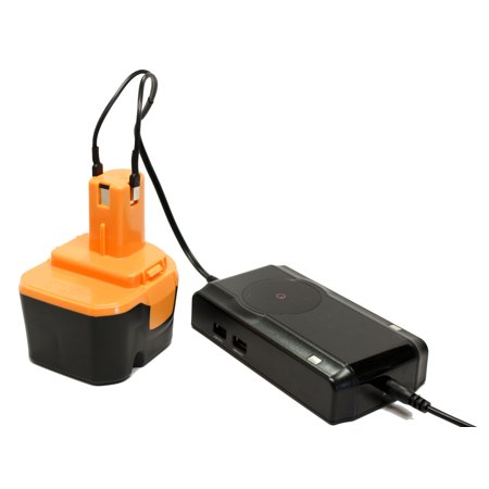 Ryobi 12v Battery And Charger Replacement Compatible