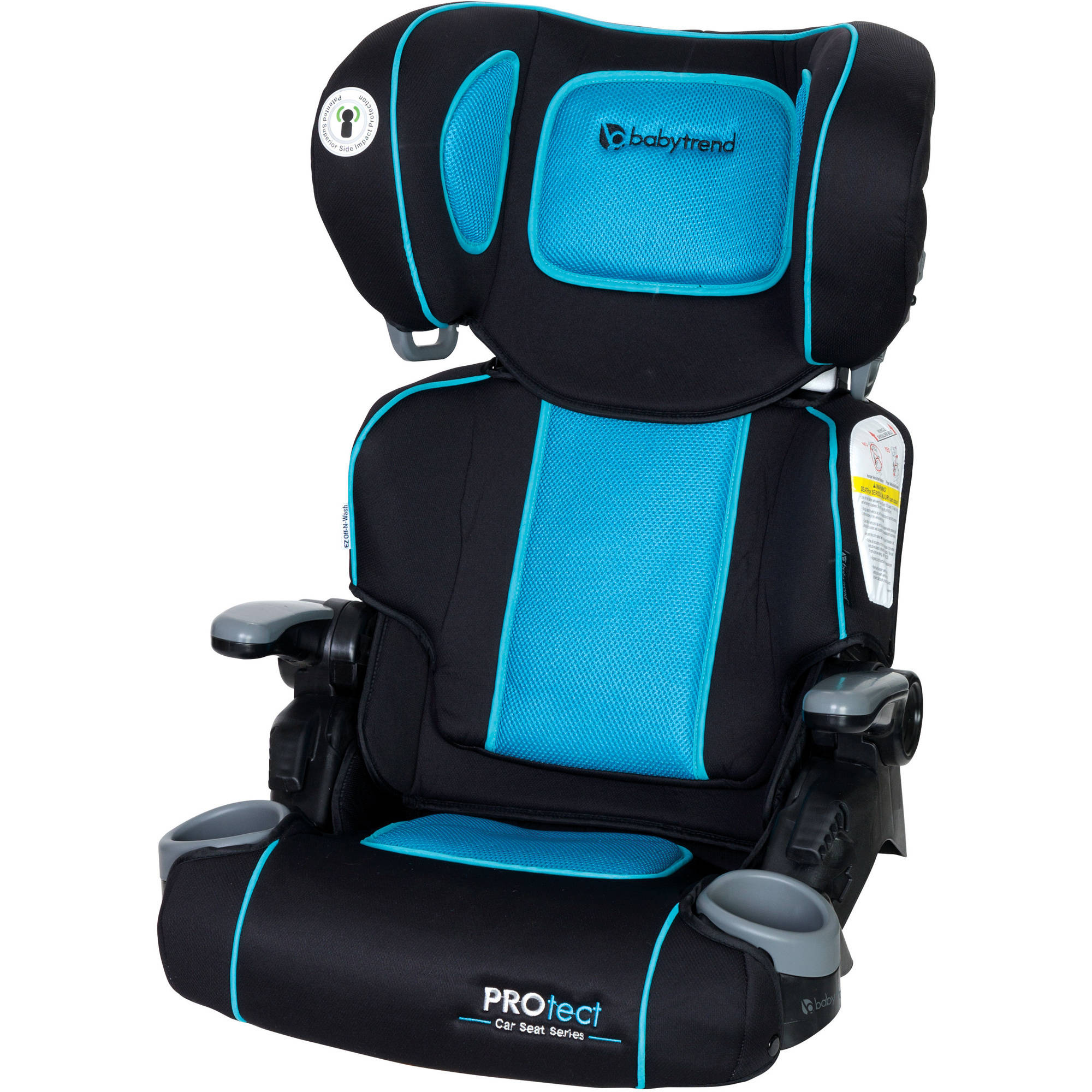 Baby Trend Protect Yumi Folding Booster Car Seat Ophelia