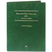 Littleton Coin LCF33 Kennedy Half Dollar Folder 2004-Date- Case of 50