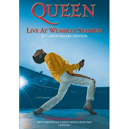 Queen: Live At Wembley (DVD)